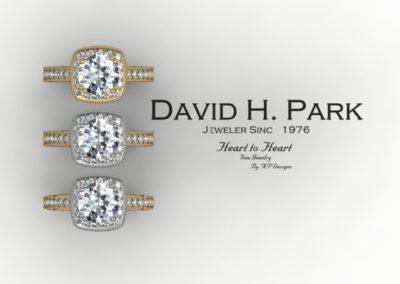 paul b 3 rings