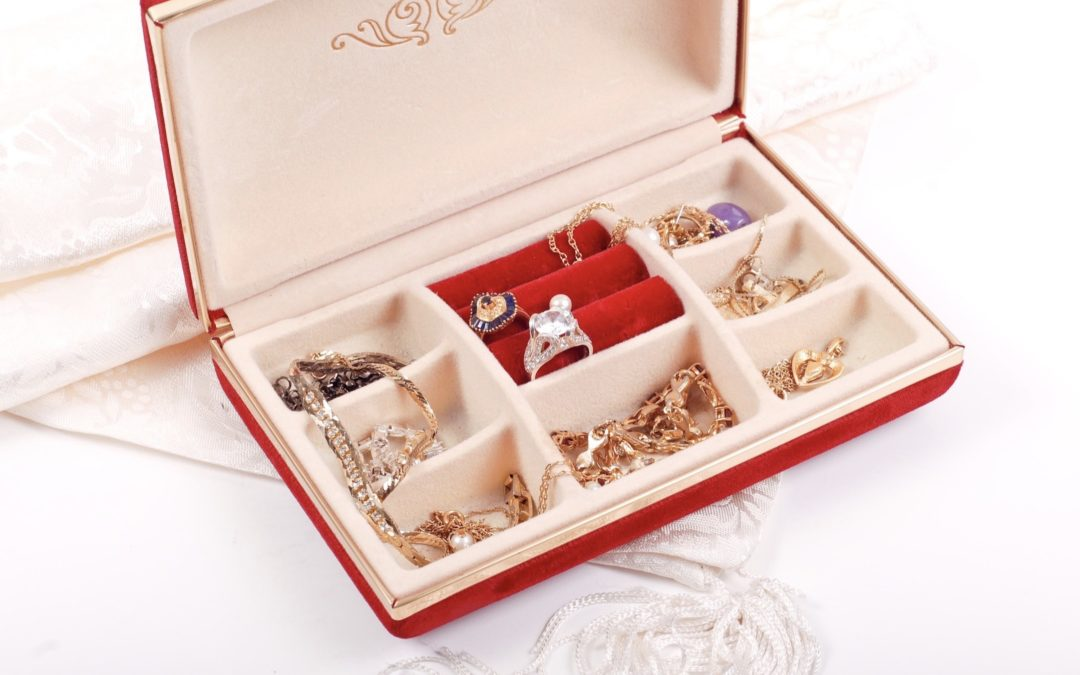 Spring Cleaning — Jewelry Box Edition
